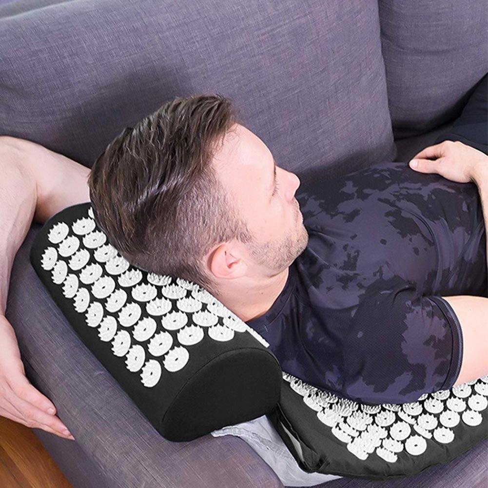Купить акупрессурный коврик массажный набор подушек kuznetsov аппликатор