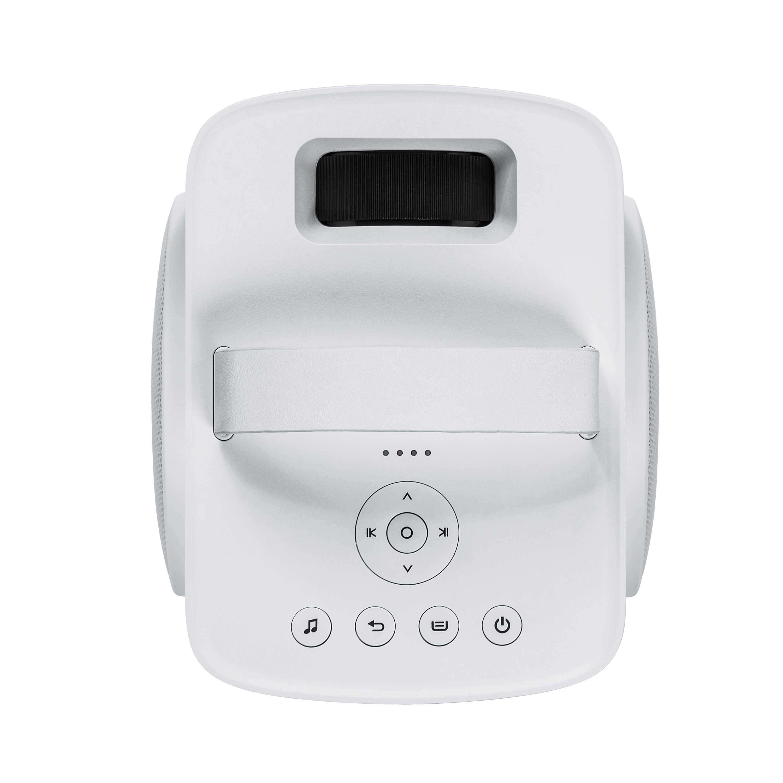 ALSTON-Proyector Led H1 HD, Proyector de cine portátil con 3000 lúmenes, Bluetooth, HDMI, USB, 1080p