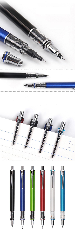 mecânico 0.5mm 0.3mm baixa gravidade profissional desenho atividade lápis