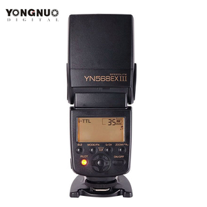 Image 3 - Yongnuo YN568EX III YN568 EX III Không Dây TTL HSS Đèn Flash Cho Canon EOS 1100D 650D 600D 700D Cho Nikon D800 d750 D7100