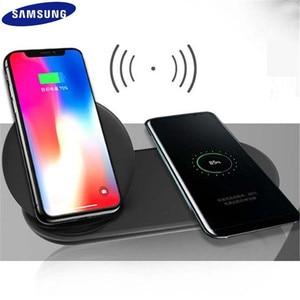 Image 5 - 25W 2 en 1 rapide QI chargeur sans fil chargeur de téléphone Type C support de charge rapide pour Samsung Galaxy Note 9 S10 Plus montre S2 3