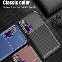 UFlaxe Phone Case For Honor 9 10 20 Lite 9X Pro Play 7A 8A 8X Max 8C 8S 9N 9i 10i 20i Soft Casing Ultra-thin Shockproof Cover(China)