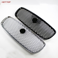 For jaguar xf XF XFL XJL XEL F PACE ABS front Grill Cover Trim Auto Replacement Parts 1PC