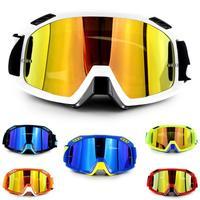 Ни один мотоциклетный шлем для езды на открытом воздухе лыжные очки SM15 очки для пересеченной местности