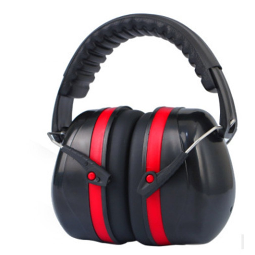 Anti-noise Ear Protector Ear Muff Hearing Protection Soundproof for Shooting Earmuffs Earphone Noise Redution Workplace Safety
