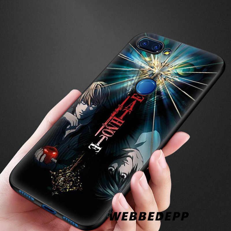 Tử Anime Mềm Dành Cho Tiểu Mi Mi A1 A2 A3 9T Pro Mi CC9 CC9E & Đỏ mi 7A K20 Note 8 Pro Mi 9T
