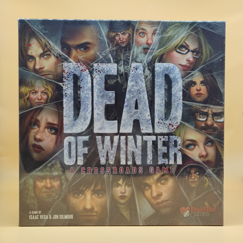 New Hot Dead of Winter Death Winter Desktop Board Game DRUNK Drinking Card Game English Version(China)