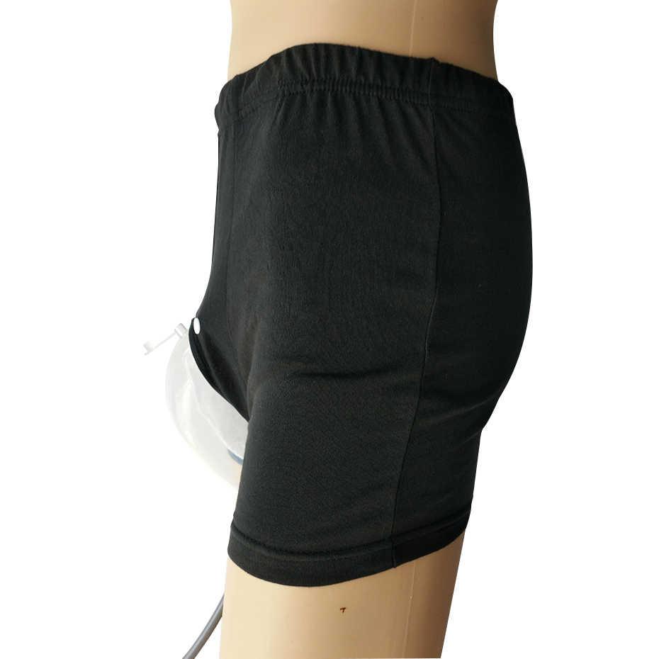 Mannelijke Vrouwelijke Urinoir Tas Medische Been Bag Silicone Met Katheter Herbruikbare Urinoir Afneembare Trechter Upgrade Incontinentie