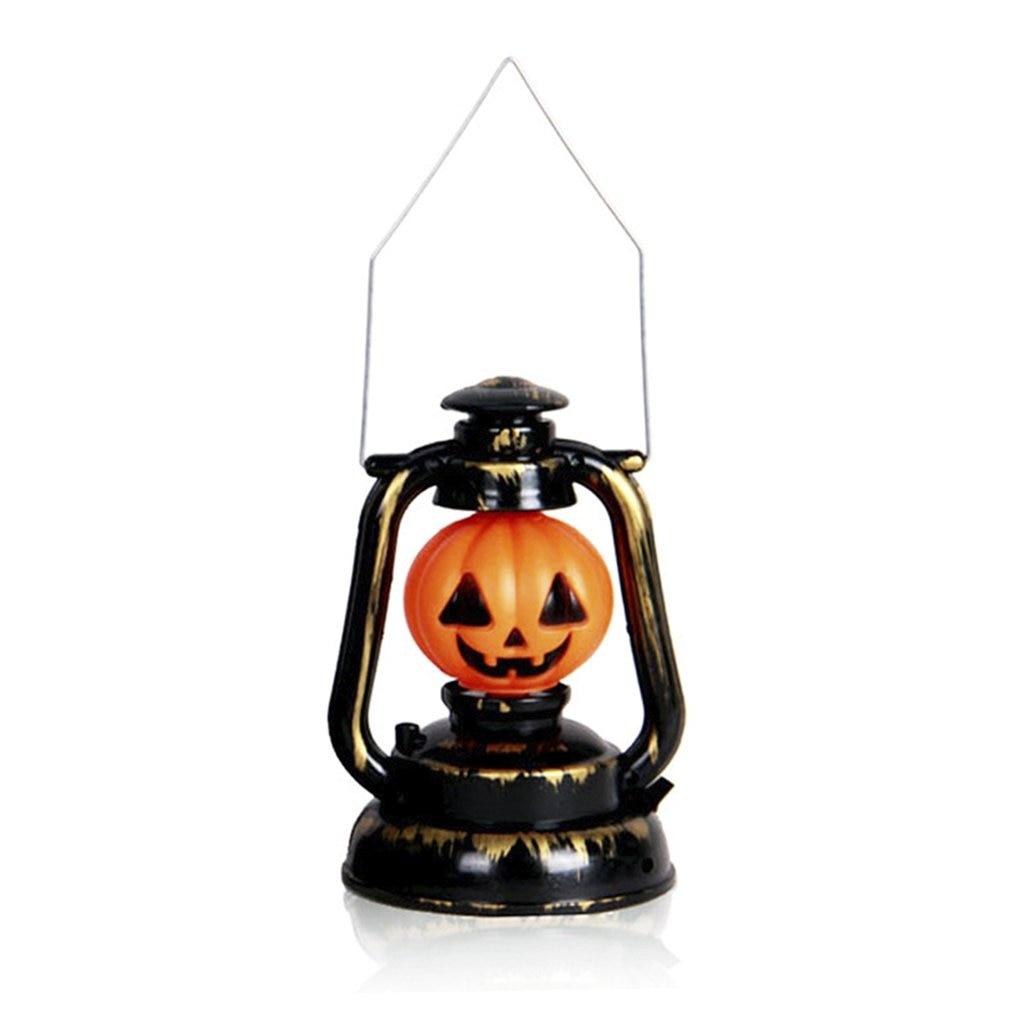 Halloween Running-horse Lantern Ghost Screaming Luminous Lantern Stylish Festival Bar Evening Show Soul House Decoration