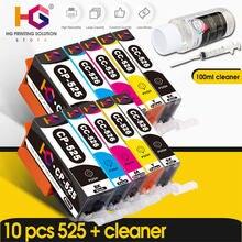 Картриджи для принтера canon pixma ip4850 ip4950 ix6550 mg5150