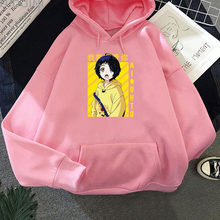 Sudaderas con capucha de Wonder Egg para mujer, ropa Kawaii Coreana de Primavera/otoño, color negro, 12 colores