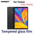 Anti-screen broken tempered glass film For Teclast P10S 4G /P10HD 2019 10.1inch tablet Screen protection film