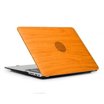 Wood Grain Case for MacBook 4