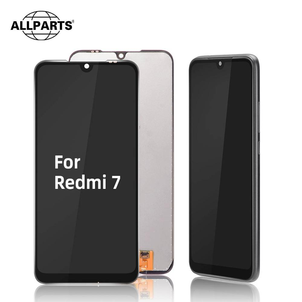 Original Display For Xiaomi Redmi 7 LCD Display Touch Screen Snapdragon 632 For Redmi 7 Display With Frame Digitizer Assembly