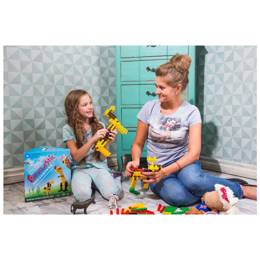 Toys & Hobbies Building & Construction Toys Blocks FANCLASTIK 372060