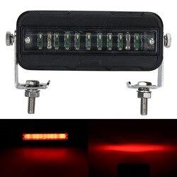 Продажа от производителя 27 Вт светильник для вилочного погрузчика красный светильник Инженерная модификация светодиодный светильник вспо...