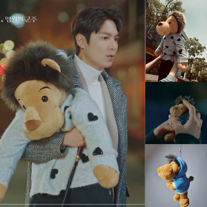 1.3M Minomi Lion Plush Toy Korea Lee MinHo Idoll Doll Toy Stuffed Animals Lion Hug Toy Doll Plush Animal Toy For Her