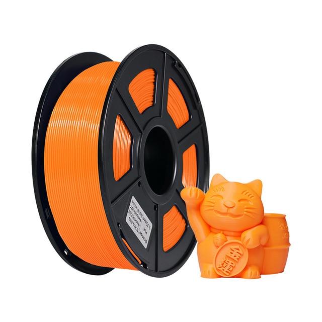 JGMAKER rouge noir Filament 3D imprimante PLA 1.75mm 1kg Filament en plastique Multi couleurs pour Prusa i3/FDM 3d imprimantes
