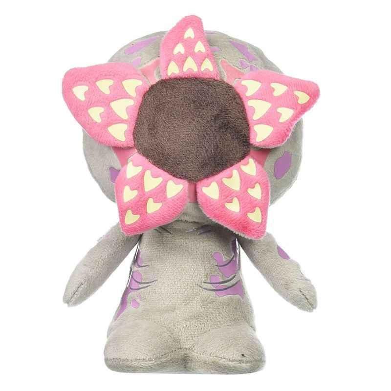 NOVOS Onze Coisas Estranhas com Eggo Demogorgon Plush Soft Toy Stuffed Dolls Presente Das Crianças Xmas 18-20 cm