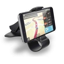 CARPRIE, универсальный автомобильный держатель на приборную панель для мобильного телефона, gps, подставка, дизайн HUD, колыбель для PDA MP4 телефона, ABS, максимальный размер зажима 91014
