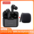 Lenovo QT82 TWS Wireless BT Kopfhörer In-ear Sport Ohrhörer Wasserdicht Sweatproof Kopfhörer Noise Reduction Kopfhörer
