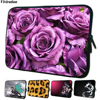 Print 13 12 15 17 Inch Notebook Chromebook Case Briefcase Computer Accessories 15.6 7 10 10.2 9.7 10.1 14 Inch Laptop Sleeve Bag