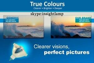 Image 3 - LV LP39 Originele Kwaliteit Blote Projector Lamp & Lamp voor LV WX300, LV WX300STi, LVWX300, LVWX300ST, LVWX300STi
