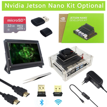 Original NVIDIA Jetson NANO Development Kit + Case + Power Adapter Optional
