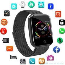 Sports waterproof bluetooth smart watch women men smart touch watch