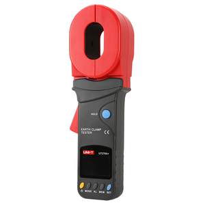 Image 3 - Clamp Ground Resistance Tester UT278A+ 0 1200Ω Ground Loop Resistance Measurement Range 32MM Big jaw Leakage Current Detection