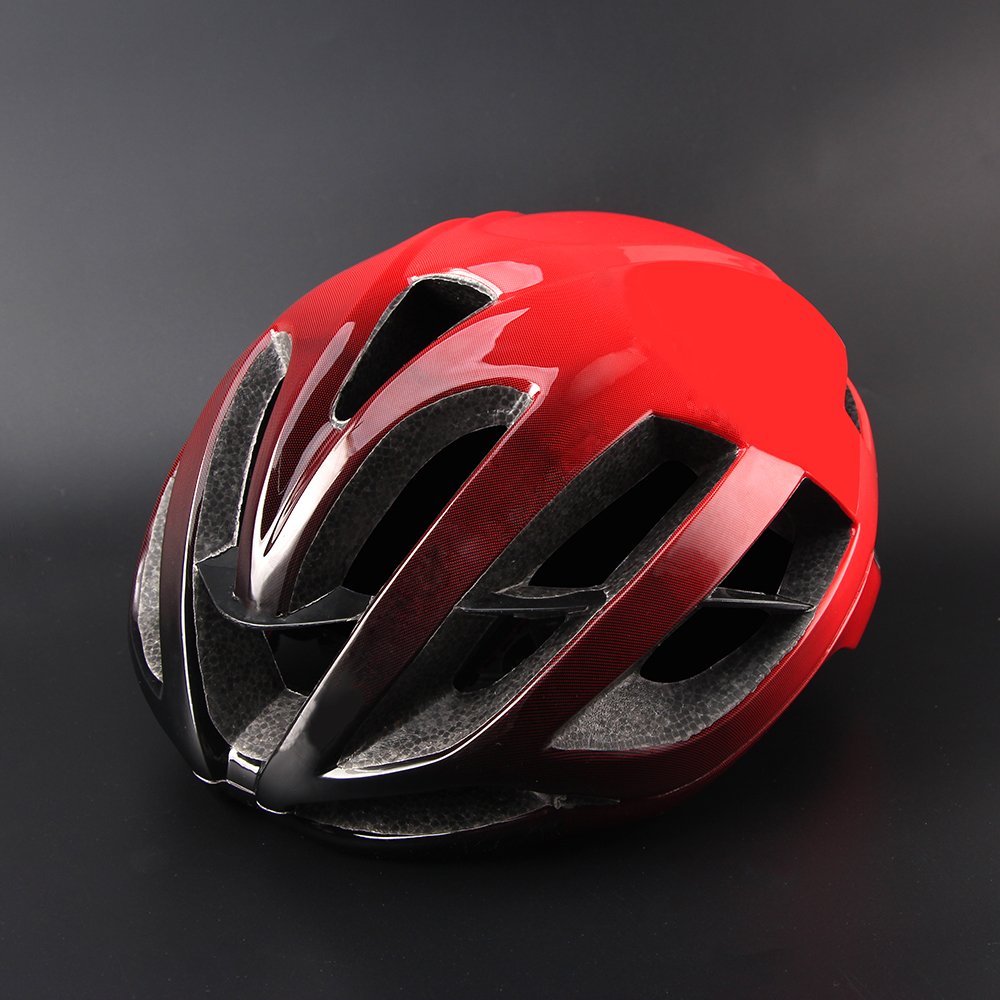 MTB Cycling Helmet ultralight red Road Bike Helmet Road MTB mountain XC Trail capacete Matte bicycle Helmet cascos ciclismo 2019 title=