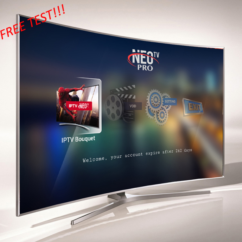NEOPRO Volka Iptv Subscription Sunatv Rocksat Europe French Arabic Italian Belgium Spanish IPTV Polish Iptv Code 7000 Channels