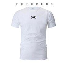 Новая брендовая хлопковая Футболка с принтом, Мужская Футболка Harajuku с коротким рукавом, модная толстовка, футболка