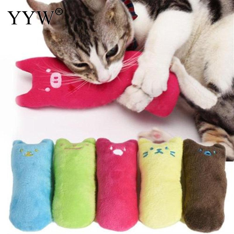 Funny Cat Pet Toy Gatos Interactive Plush Soft Cat Toys For Cats Pet Products Mice Toys Cat Supplies Hardwearing Small Toy in Cat Toys from Home Garden