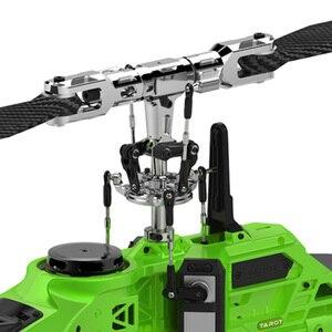 Image 4 - טארוט RC 550 550PRO RC מסוק ערכת גרסה MK55A00 MK55PRO 1048mm שלט רחוק המסוק סיבי פחמן & מתכת מסגרת Flybarless