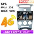 Автомагнитола 2 Din на Android 8,1, мультимедийный видеоплеер для Kia carens 2007, 2008, 2009, 2010, ОЗУ 2 Гб, ПЗУ 32 ГБ, 4 Гб, GPS-навигатор