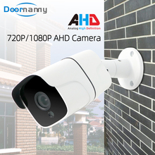 Doornanny 720P/1080P AHD CCTV Security Camera Video Surveillance Camera 15M IR HD Night Vision 2 Crystal Filters free shipping evtevision 720p 2 8 12mm vari focal lens ahd camera indoor plastic dome 15m night vision cctv security camera