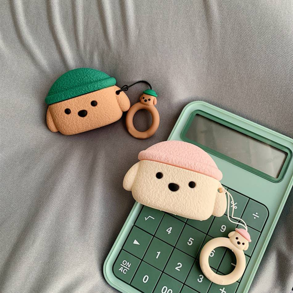Cute 3D Silicone Case for Airpods Pro 149