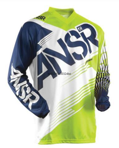 2021 ответ Джерси Moto Gp Dh Mtb рубашка Велоспорт Mx Cross Мотокросс Одежда MTB DH MX Джерси