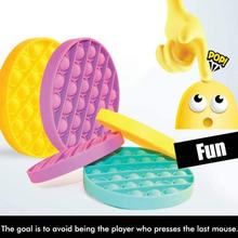 Toys Adult Bubble-Sensory-Toy Reliver-Stress Pops-It-Fidget Autism Funny Push-Pops Kid