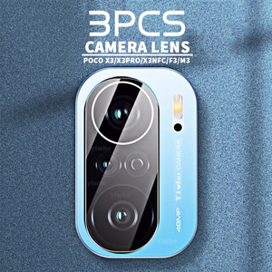 Image 1 - Protective Glass Cover for Xiaomi Poco F3 X3 Pro NFC M3 Clear Transparent Case on Pocophone Pocco Poko Poco X3Pro X3NFC M F 3