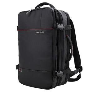 Image 2 - BESTLIFE Luxury Travel Backpack Knapsack Large Capacity Designer Bags for Men Women Anti theft Waterproof High Quality Mochila