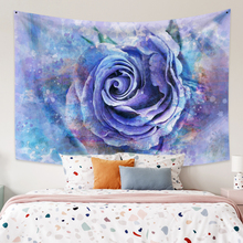 Artistic FlowersTapestry Wall for Woman Mounted Photographic background Tapestry Yoga Beach Towel Bohemian bedspread Home Decor bedspread eponj home bedspread