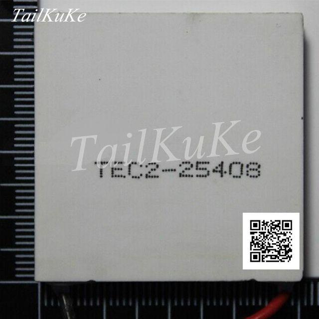 Chuyền TEC2 25408 70W  30 Độ Hai Tầng Nhiệt Điện Lạnh Làm Lạnh Peltier