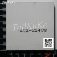 Freeshipping TEC2 25408 70W  30 องศา Double Deck Thermoelectric Cooler Peltier