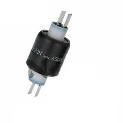 A2H kwik geleidende slip ring Asiantool roterende connector MERCOTAC M230 collector ring 2 manier 30A