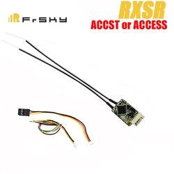 Darmowa wysyłka FrSky R-XSR/RXSR ACCST/dostęp D16 Ultra mini S.BUS inteligentny odbiornik redundancji portu dla dron FPV