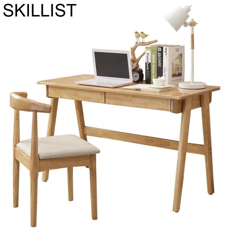 Notebook Tavolo Office Standing Pliante Scrivania Ufficio Dobravel Shabby Chic Laptop Stand Tablo Mesa Desk Study Computer Table