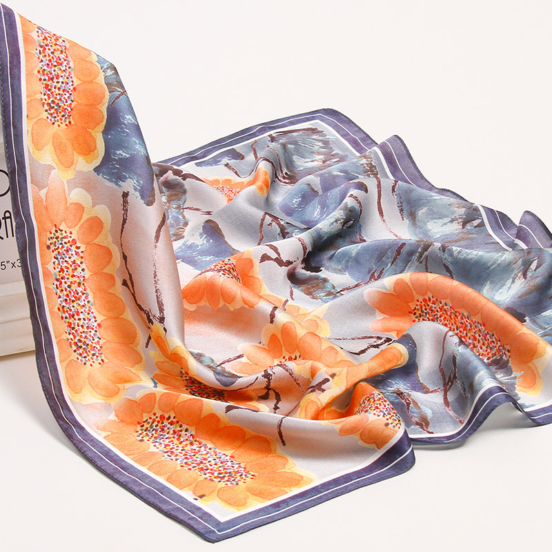 100% Nature Silk Square Scarf Women Oil Painting Real Silk Neckerchief Bandana Kerchief Pure Silk Headscarf Neck Scarf 53x53cm Women Women's Clothings Women's Scarf cb5feb1b7314637725a2e7: color|Color 1|Color 11|Color 12|Color 2|Color 3|Color 4|Color 5|Color 6|Color 7|Color 8|Color 9
