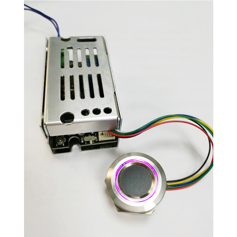K215 V1.2+R503 Normally Open Relay Function Fingerprint Control Board For Motorcycle Car Door Lock Access ControlFingerprint Recognition Device   -